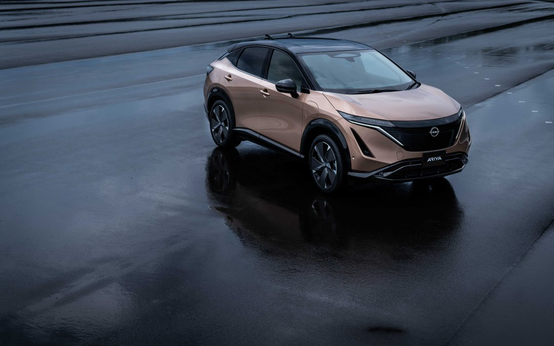 First Look: 2021 Nissan Ariya