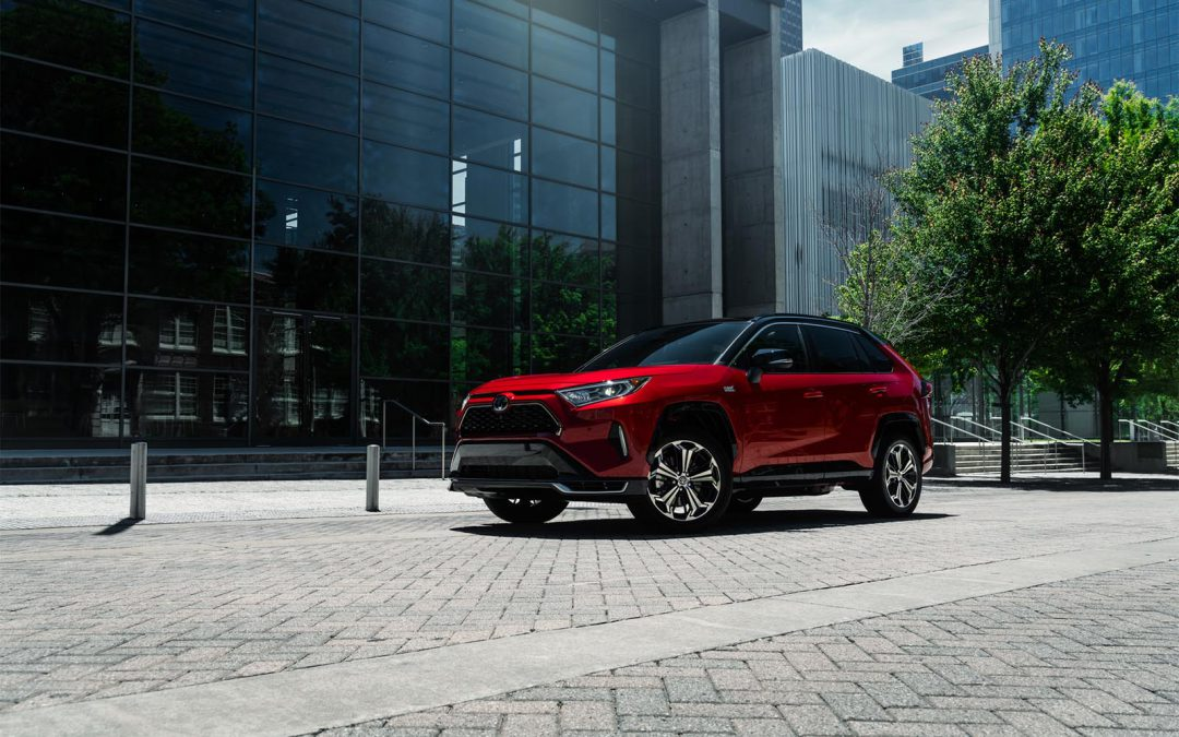 2021 Toyota RAV4 Prime Offers Extended Range, Great Mileage – and Unexpected Performance