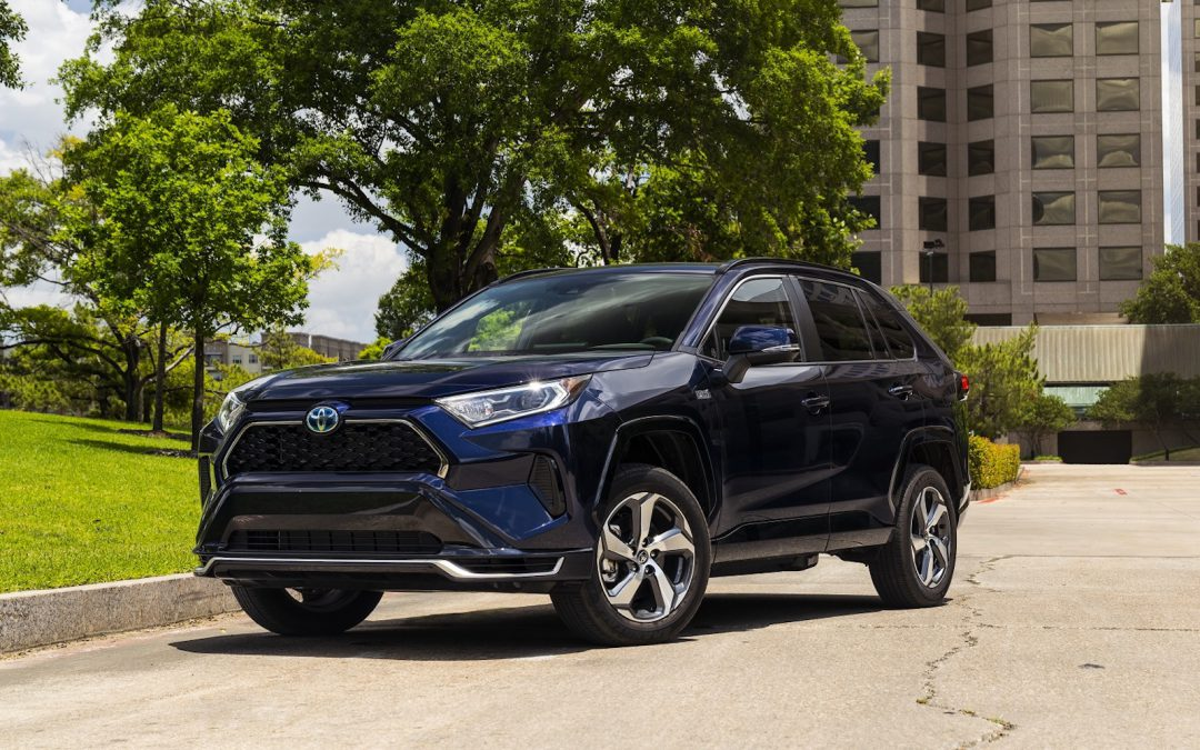Toyota Takes Four Spots in 2021 Best Cars for the Money List