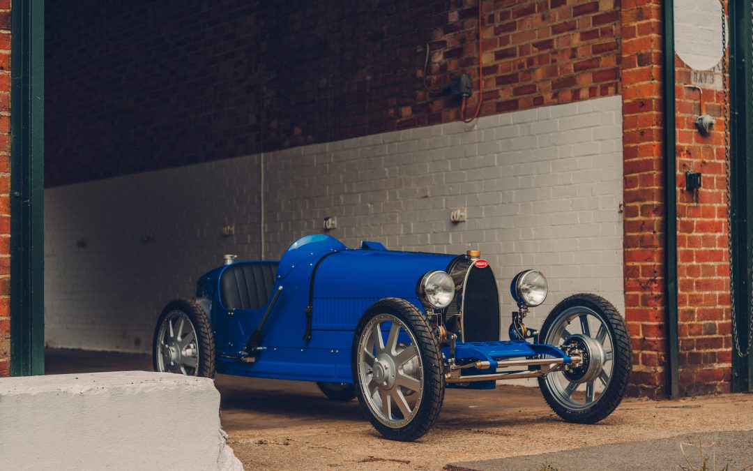 Get a Limited-Edition Bugatti for as Little as $35K