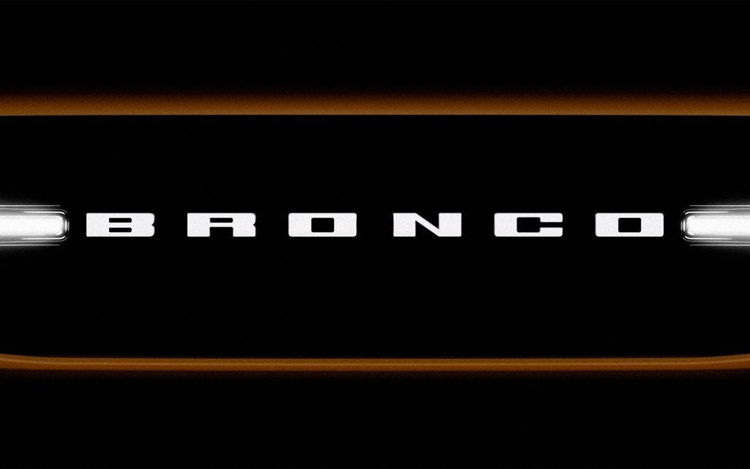 When You Wish Upon a Car? Ford Teaming Up With Disney For Bronco Roll-Out