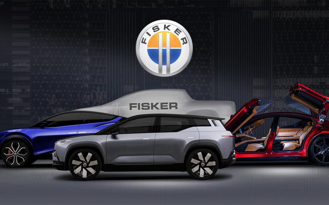 Fisker Confirms Four Models in the Works By 2025 – Including All-Electric Pickup
