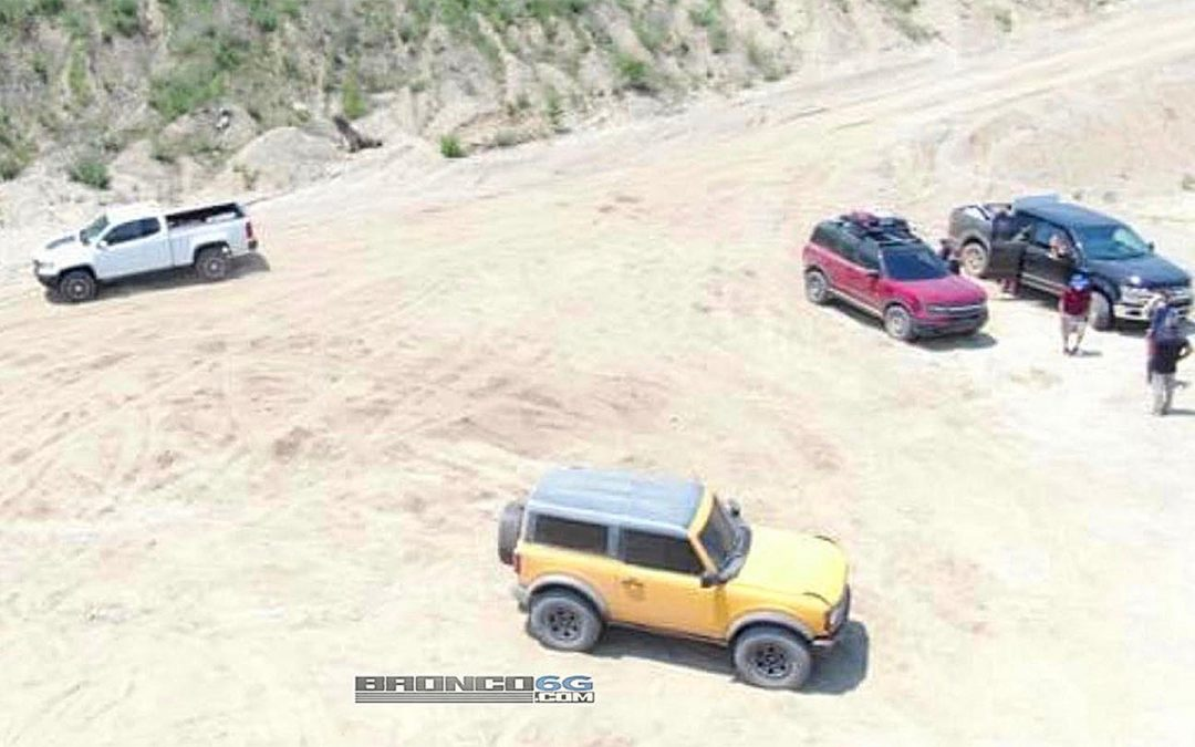 Ford Set to Launch Full Family of Bronco SUVs
