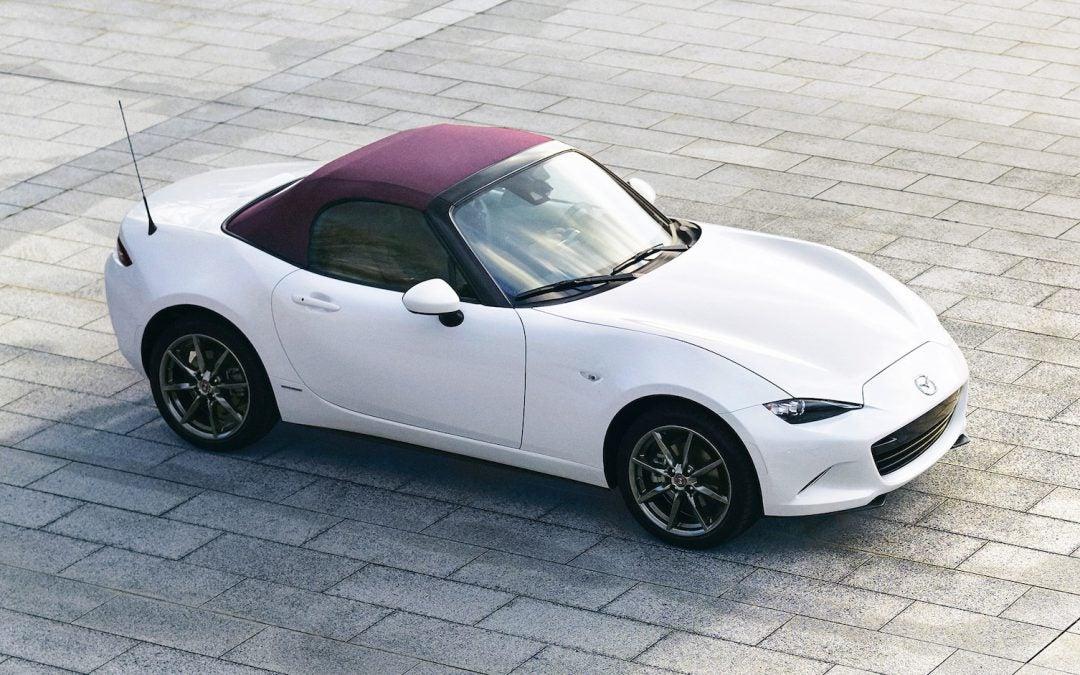 Mazda Celebrates 100 Years with Special Edition Miata