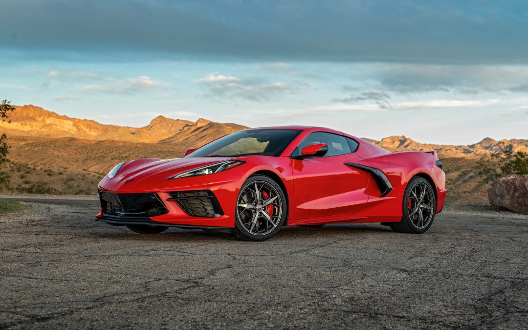 Could an All-Electric Corvette Crossover Be in the Works?