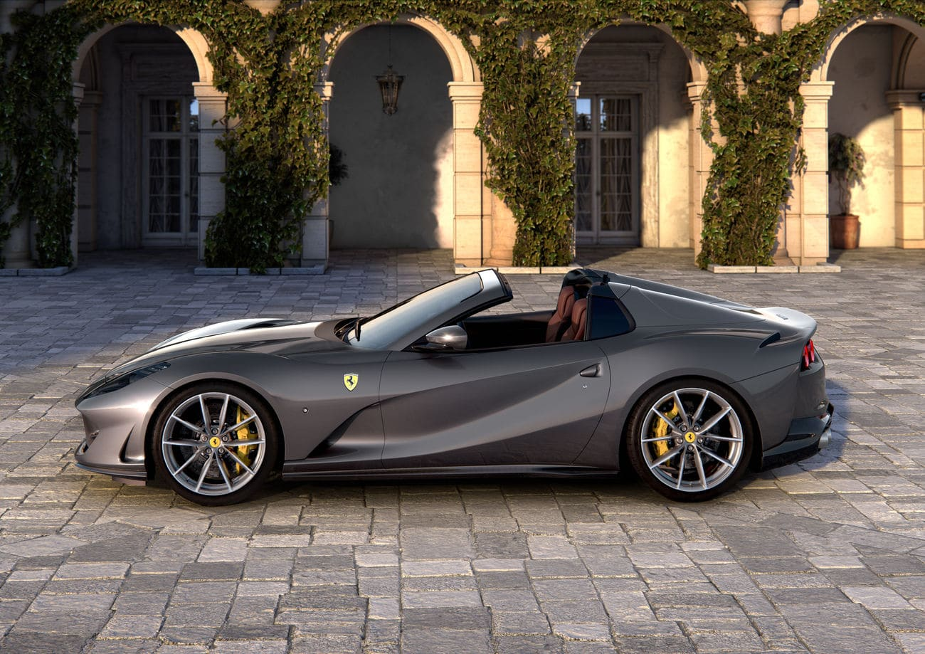 Ferrari Turns Strong Q1 Profit, Pushes Off Big Profit Goal to 2023 - The Detroit Bureau