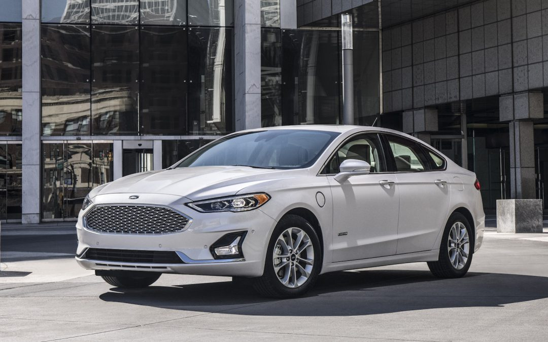 End of an Era at Ford as Last Fusion Rolls Off Production Line