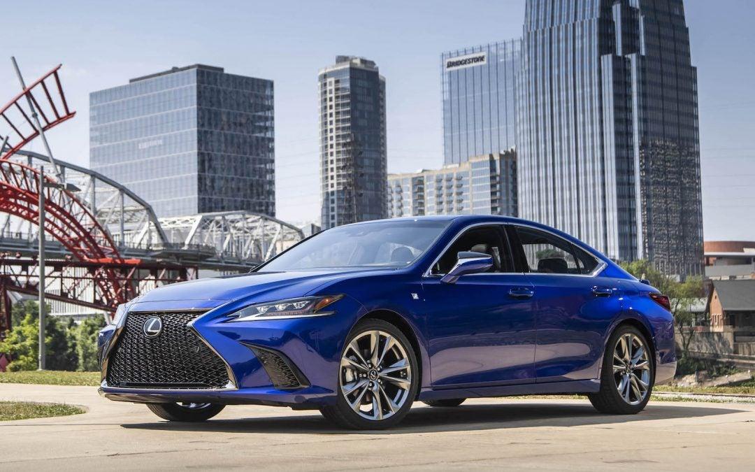 A Week With: 2020 Lexus ES 350 F Sport