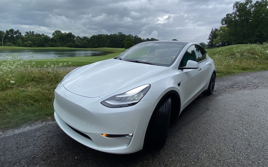 First Drive: 2020 Tesla Model Y Performance