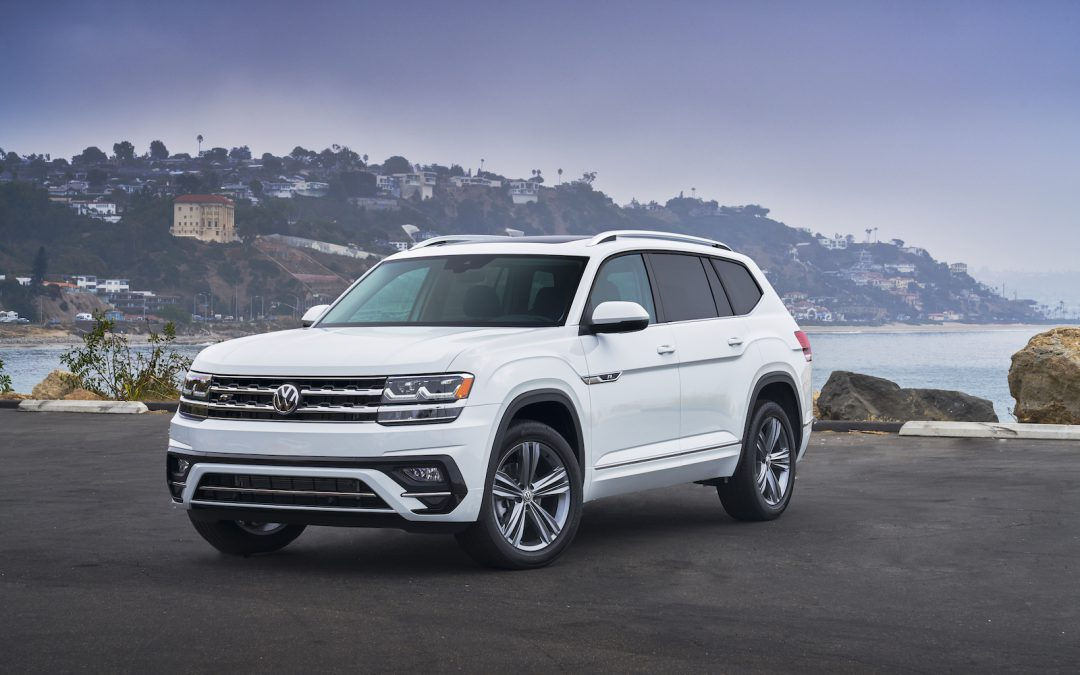 VW Atlas is King of the World … of Best Family Cars