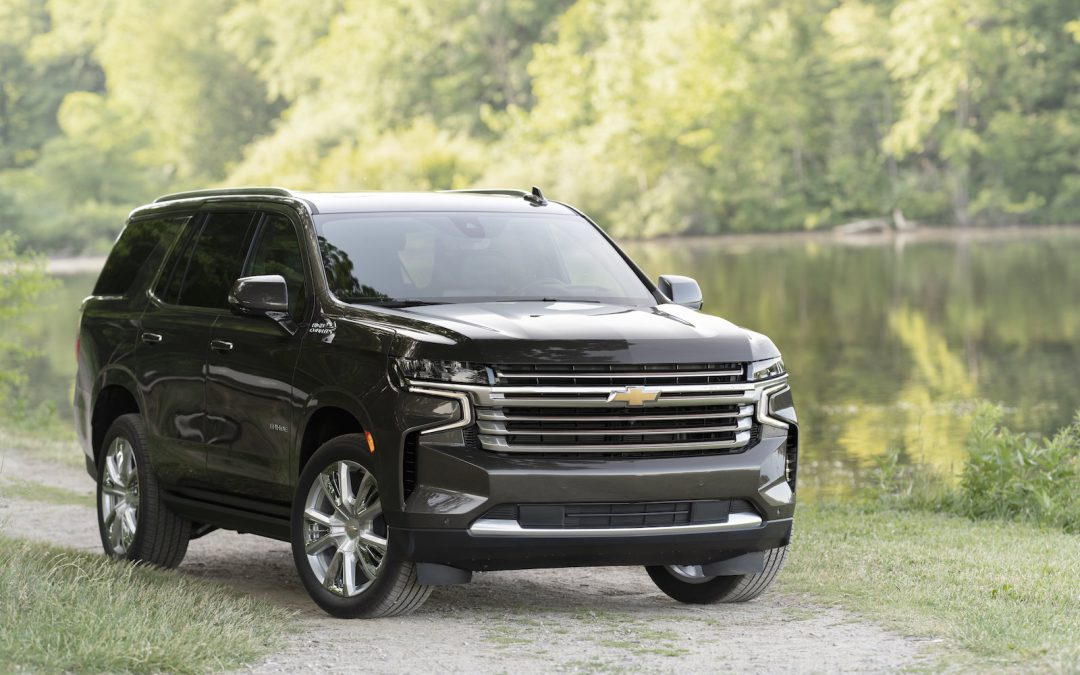 First Drive: 2021 Chevrolet Tahoe High Country