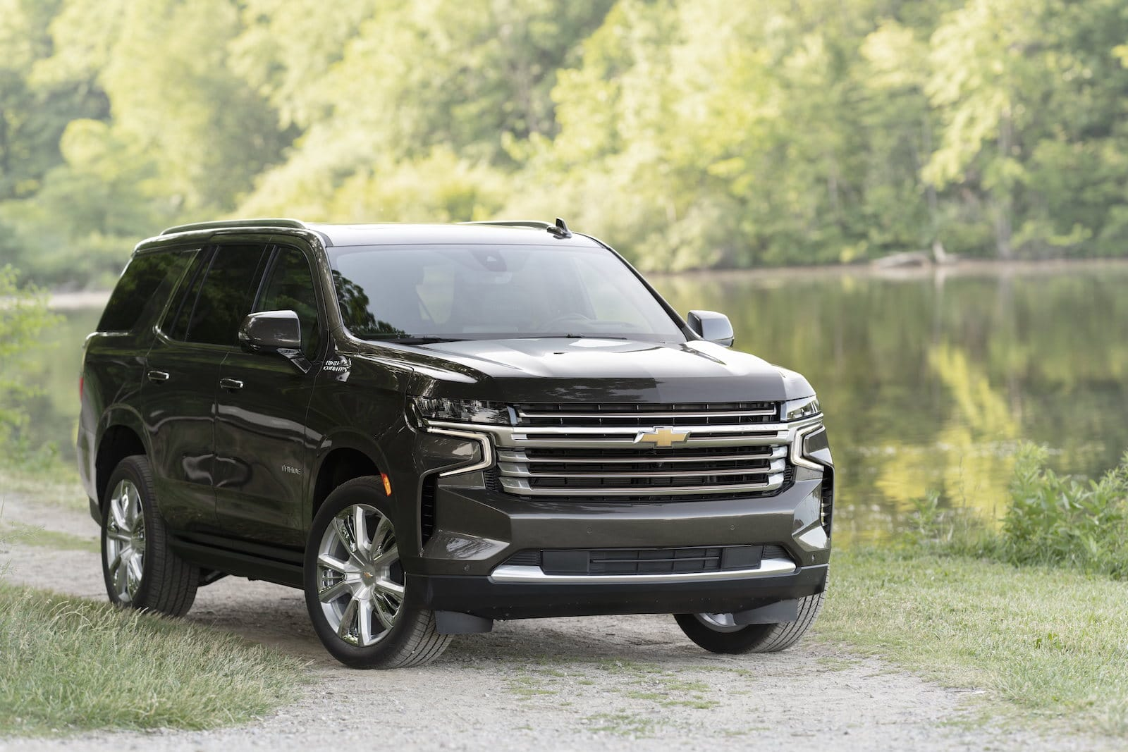 First Drive 2021 Chevrolet Tahoe High Country Thedetroitbureau Com