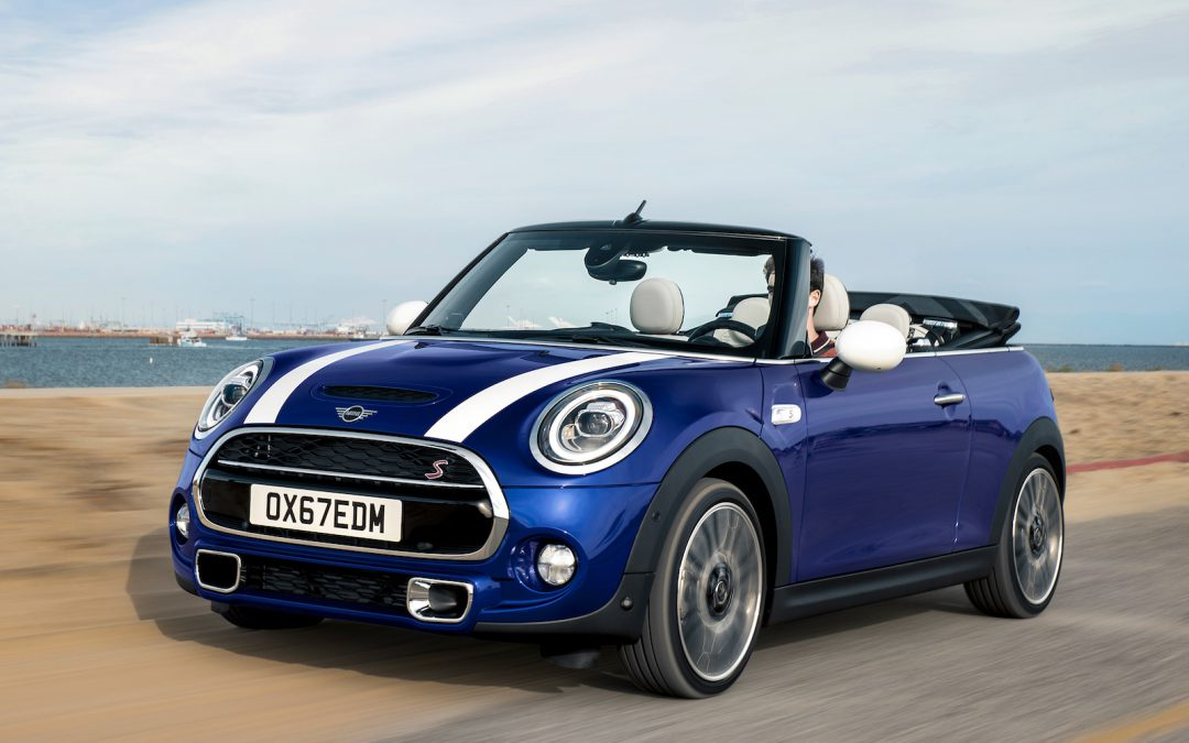 Mini Planning to Close Up Its Convertible in 2024