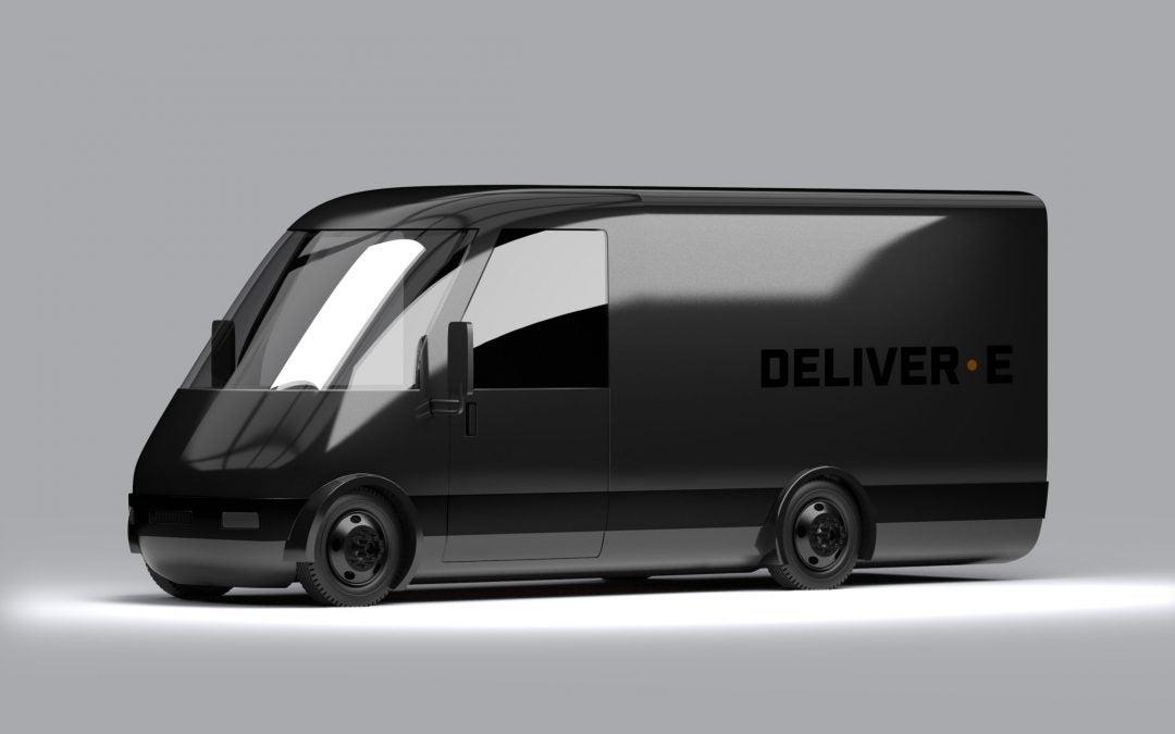 Bollinger Jumps into E-Van Market with New Deliver-E Concept
