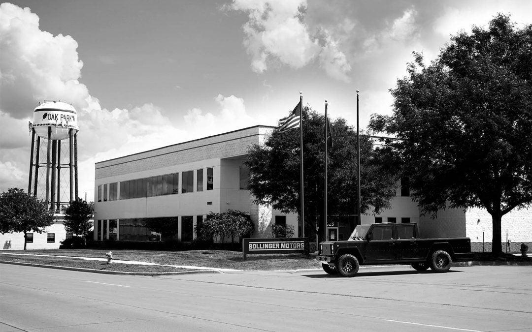 Bollinger Moving HQ, Doubling Workforce