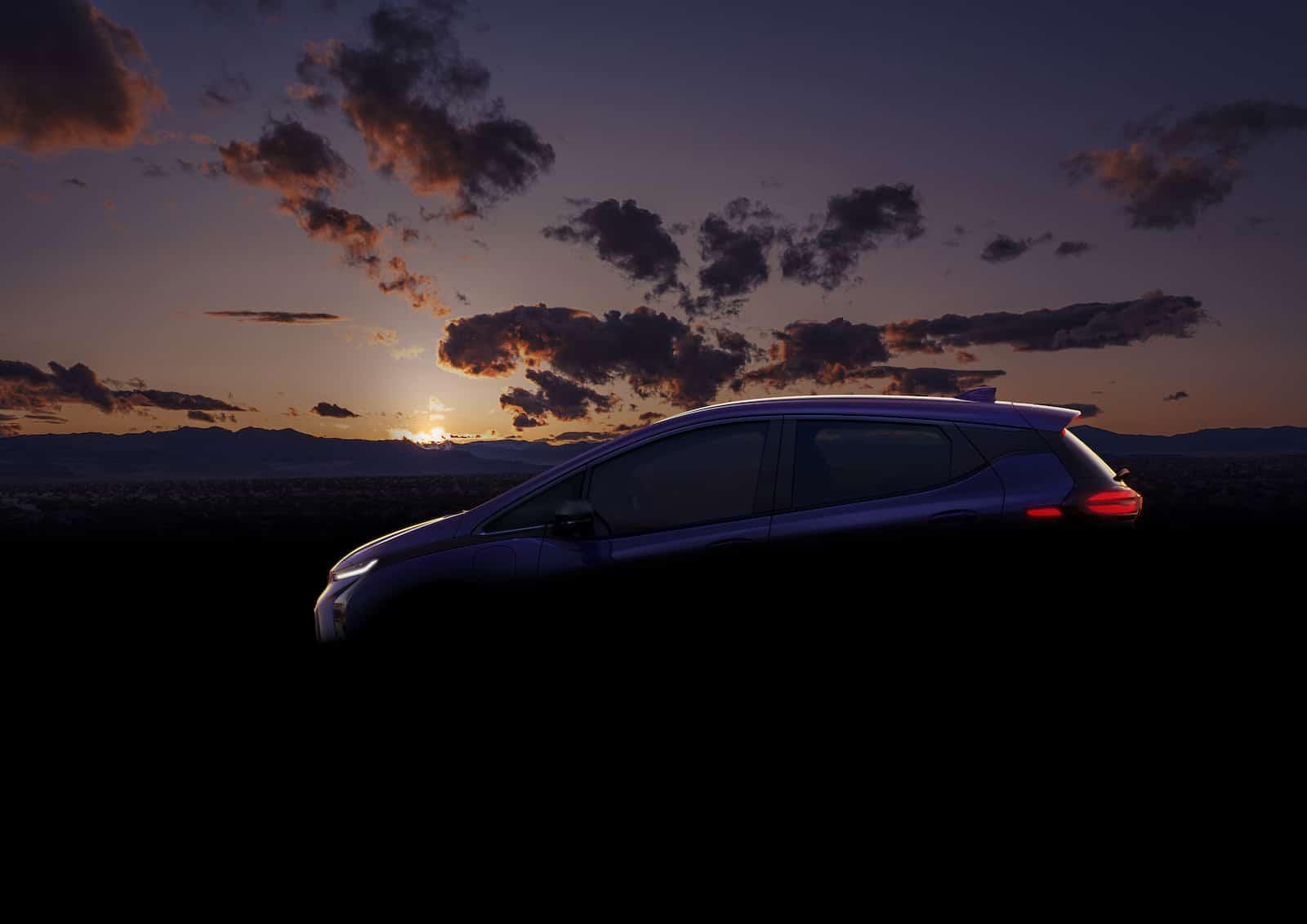 Chevrolet Teases 5 Bolt EV Makeover – and New Bolt EUV  The
