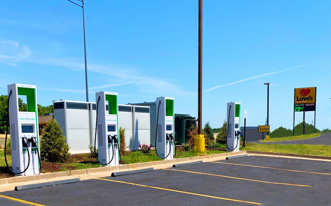 Public EV Charging Companies Are Switching to More Logical Pricing Plans
