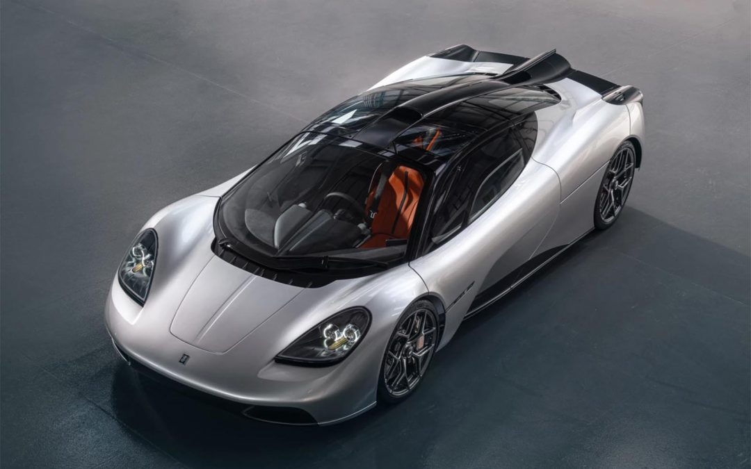 First Look: Gordon Murray's T50 Hypercar Helps End a Career on a High Note