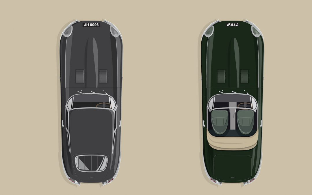 Jaguar Celebrating 60 Years of E-type with Limited-Edition Models