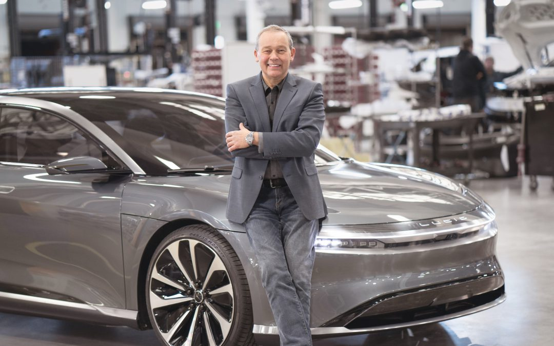 Lucid Motors SPAC Company Churchill Sees Big Valuation Drop