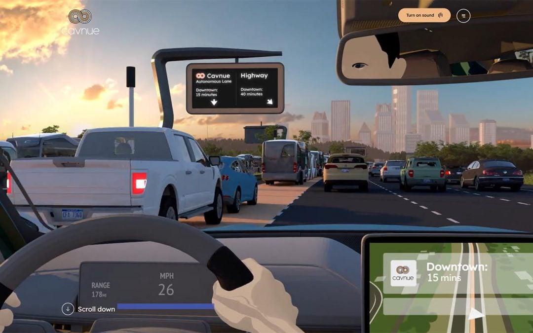Nation's First Autonomous Vehicle Corridor Planned for Suburban Detroit