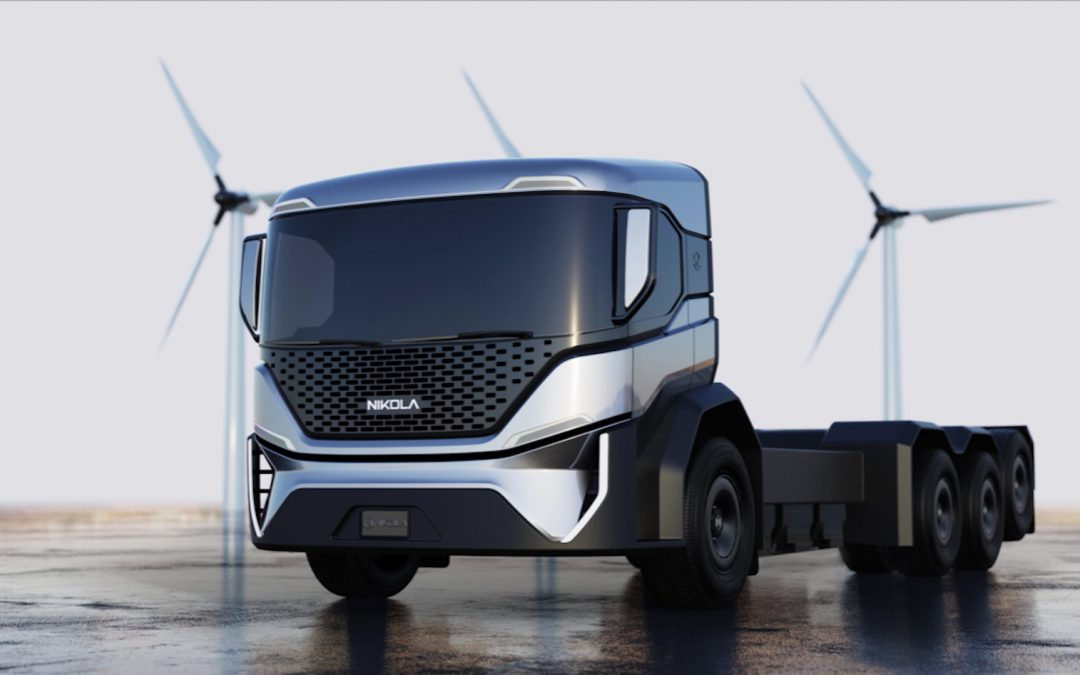 Nikola Ready to Help Collect Trash — With New Electric Vehicle