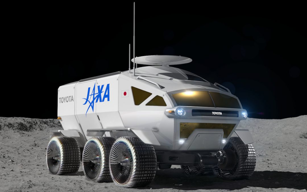 Toyota Aims for the Moon