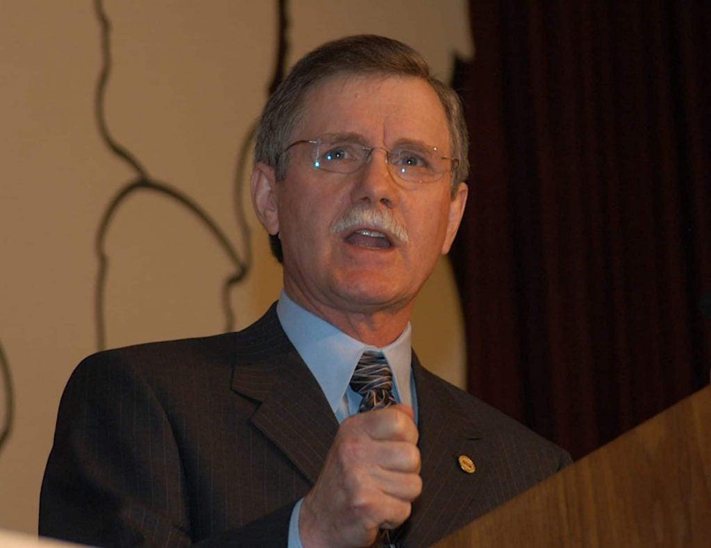 former UAW President Ron Gettelfinger