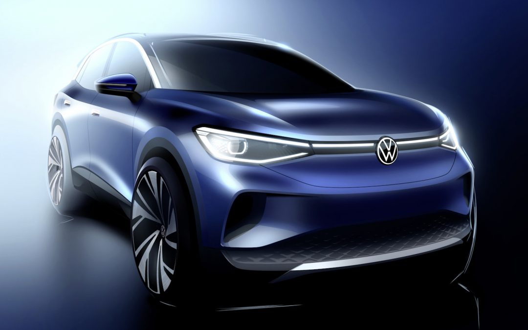 VW Begins Taking Reservations for ID.4 EV Next Month with Emphasis on Online Ordering