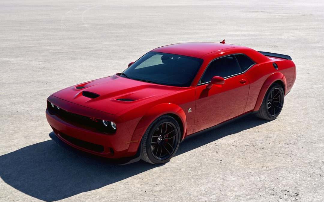 A Week With: 2020 Dodge Challenger R/T 392 Scat Pack Widebody