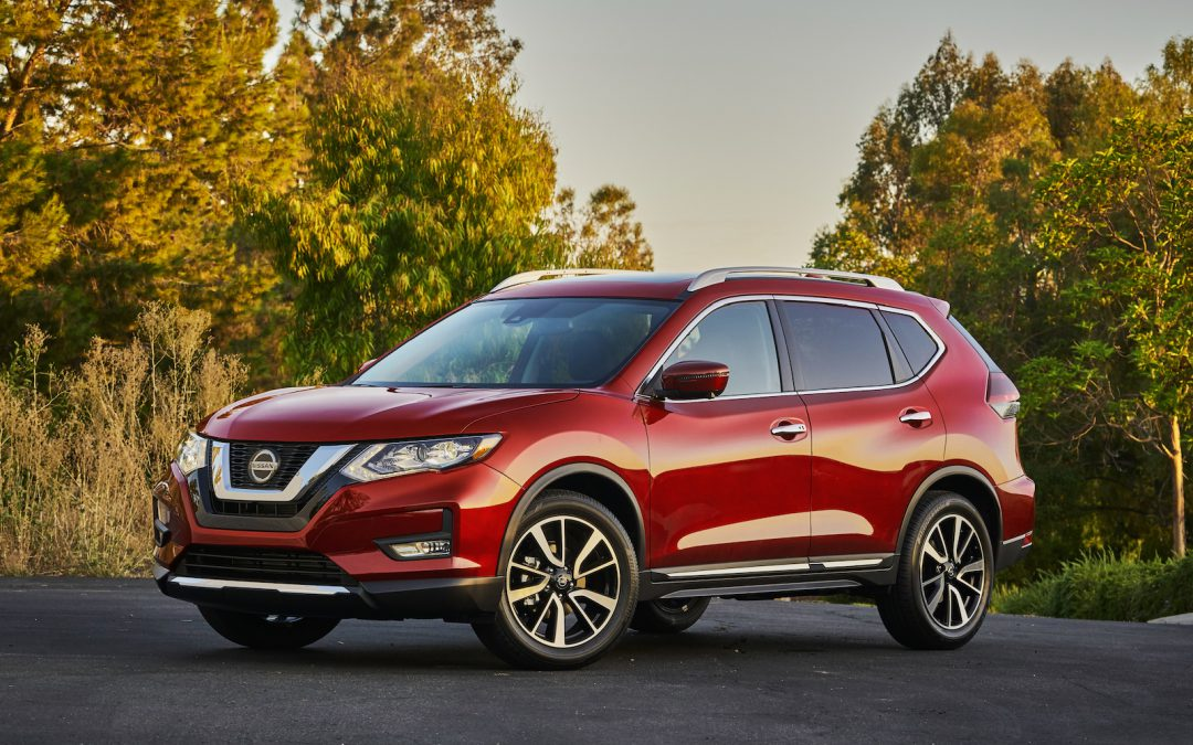 A Week With: 2020 Nissan Rogue