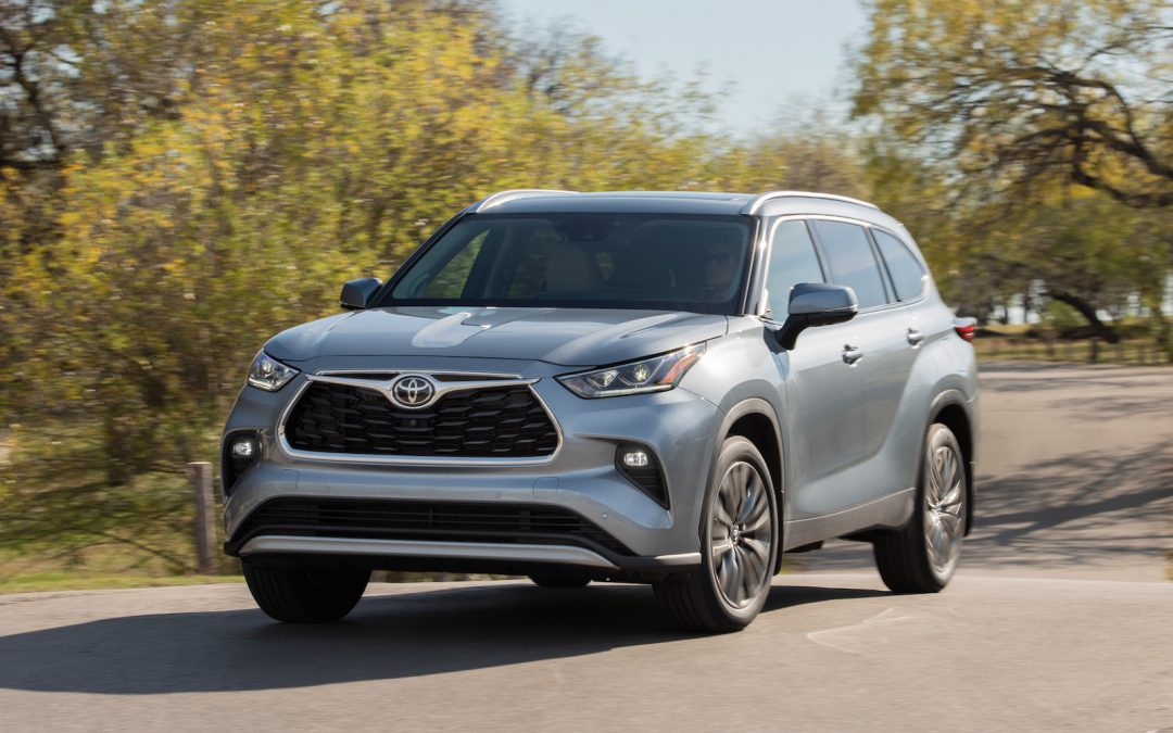 A Week With: 2020 Toyota Highlander Platinum AWD