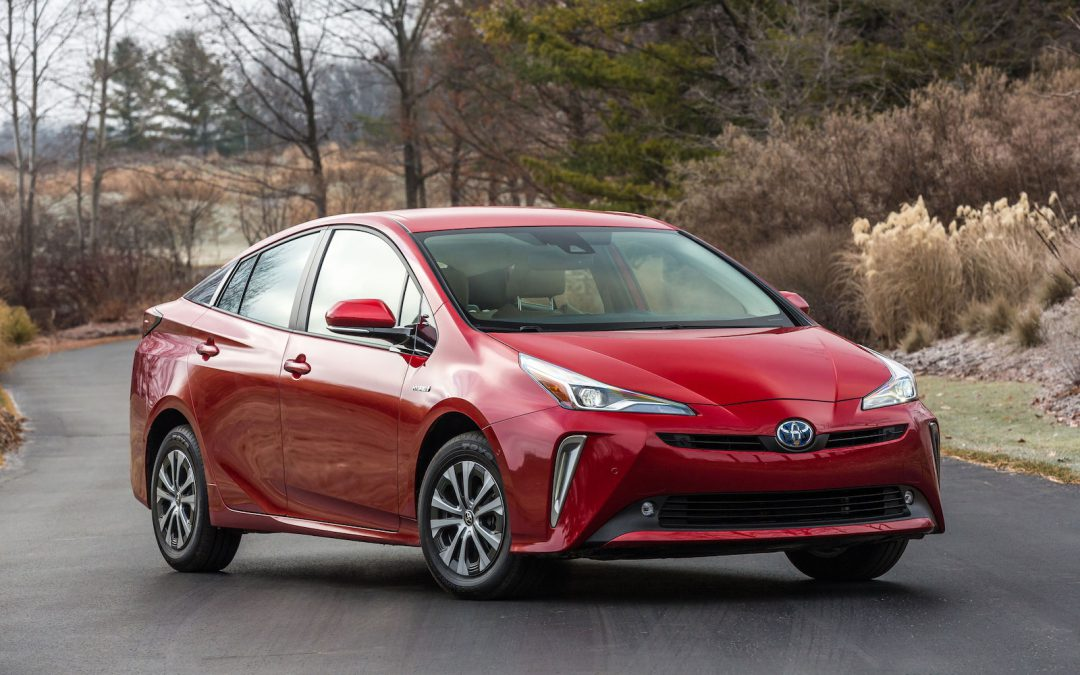 A Week With: 2020 Toyota Prius XLE