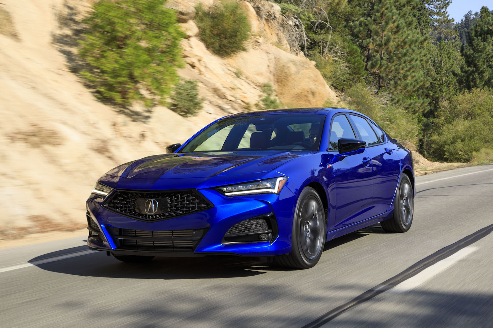 Acura Rolls Out 2021 Tlx And Revives Type S Performance Model The Detroit Bureau