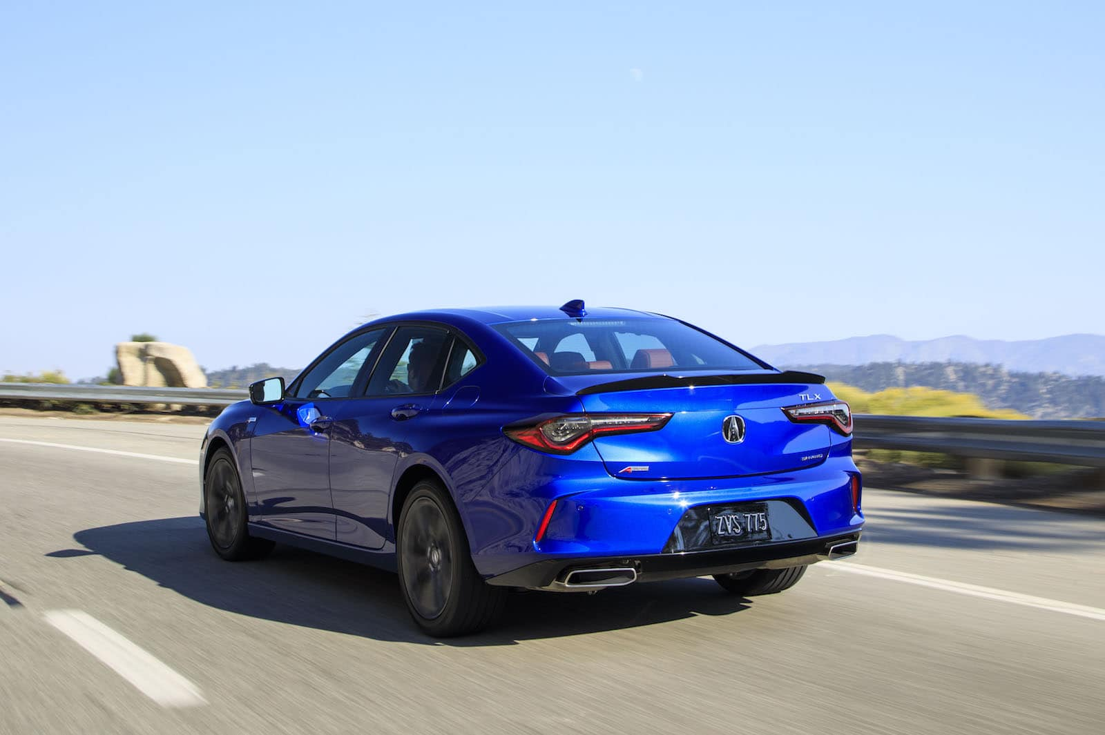 acura rolls out 2021 tlx and revives type s performance