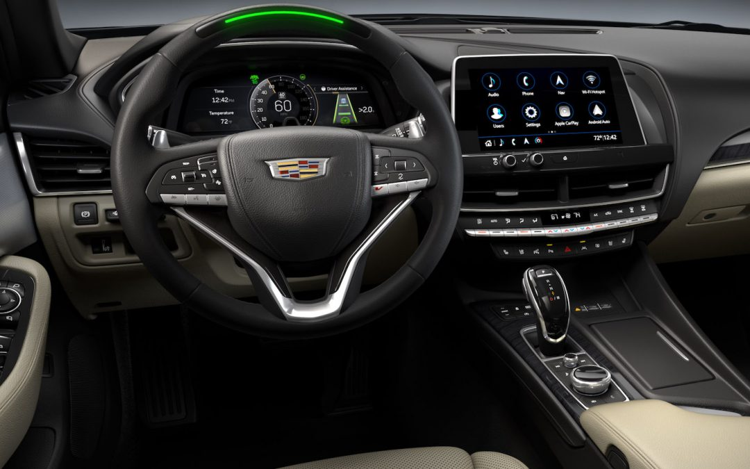 Cadillac Offers Safety, Appearance Updates on 2021 Sedans