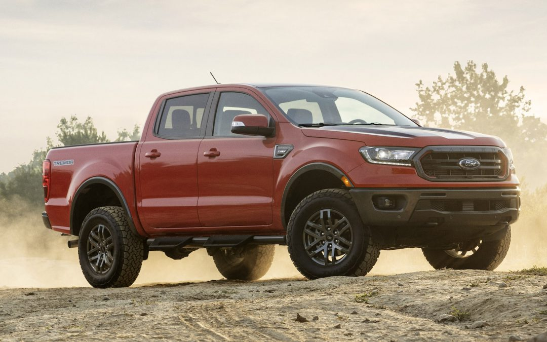 Ford Ranger Fans Getting Off-Road Beast Option in Tremor