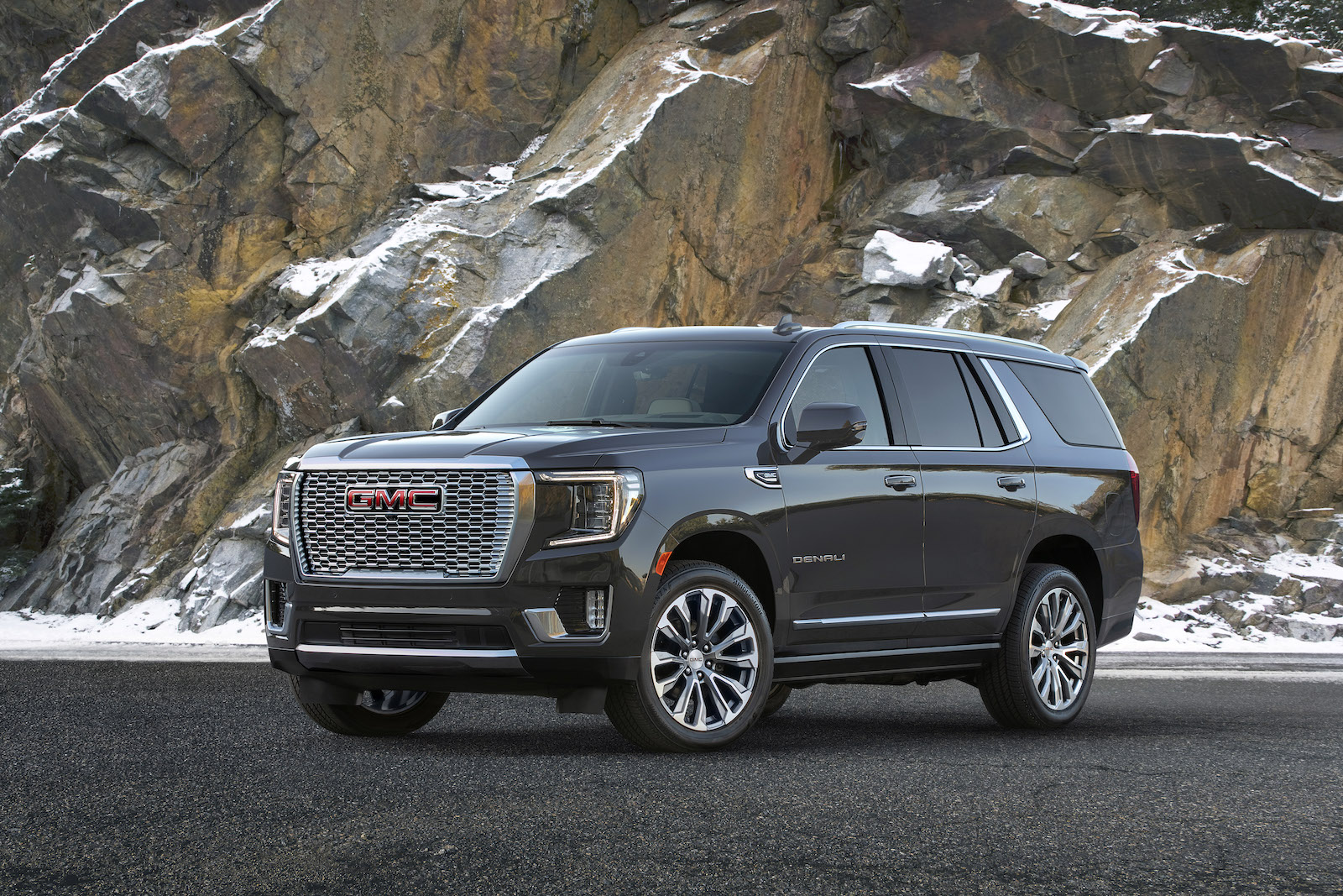 First Drive 2021 Gmc Yukon Denali The Detroit Bureau