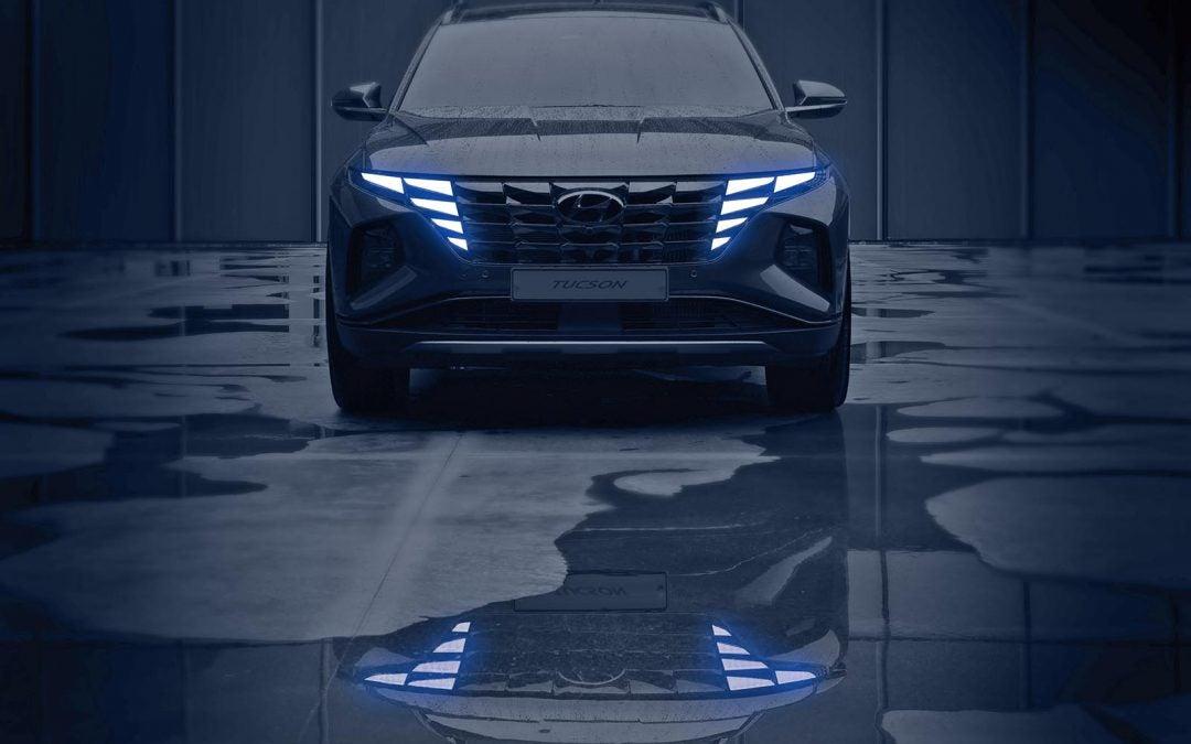 First Look: 2021 Hyundai Tucson