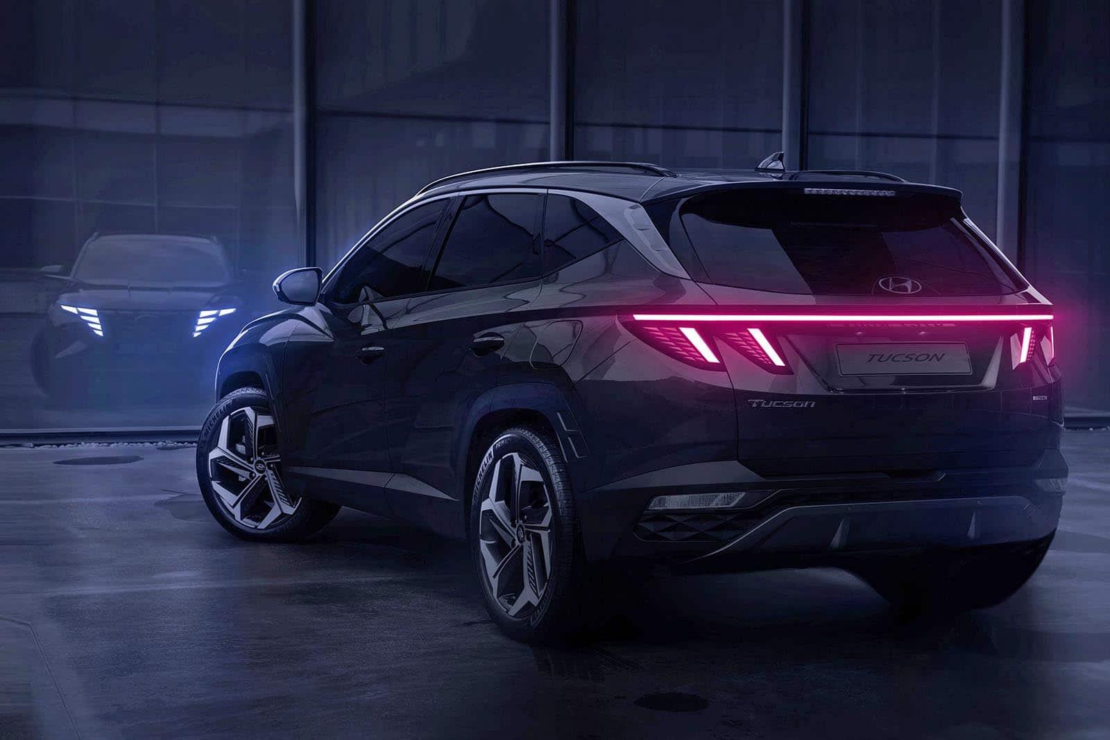 First Look 2021 Hyundai Tucson The Detroit Bureau