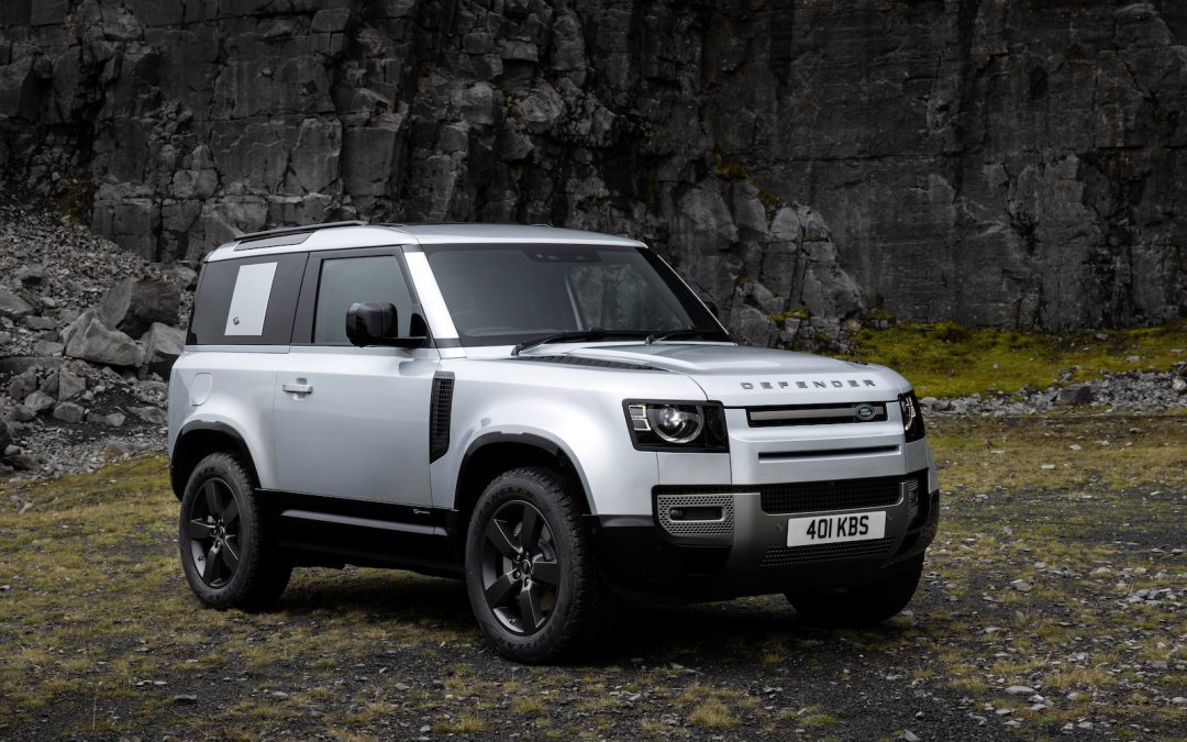 Land Rover Extends Defender Line-up for 2021