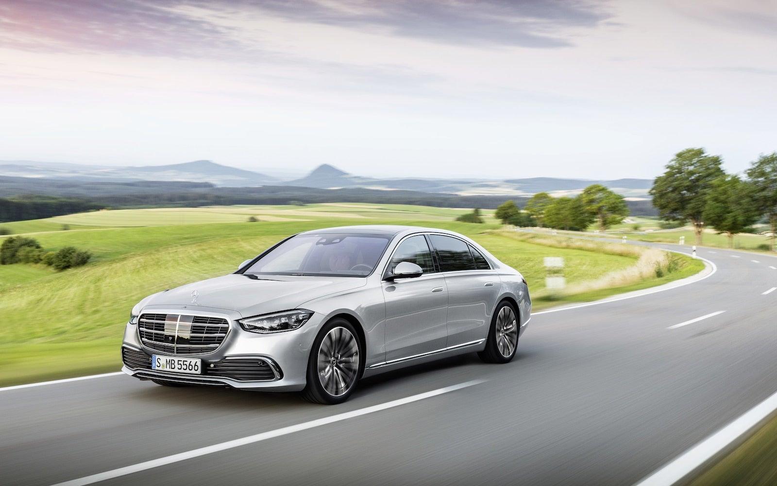 First Look: 2021 Mercedes-Benz S-Class | The Detroit Bureau