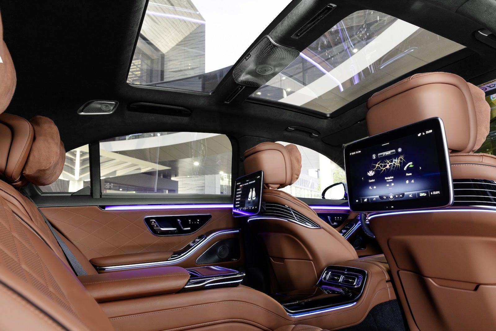 First Look: 2021 Mercedes-Benz S-Class   The Detroit Bureau