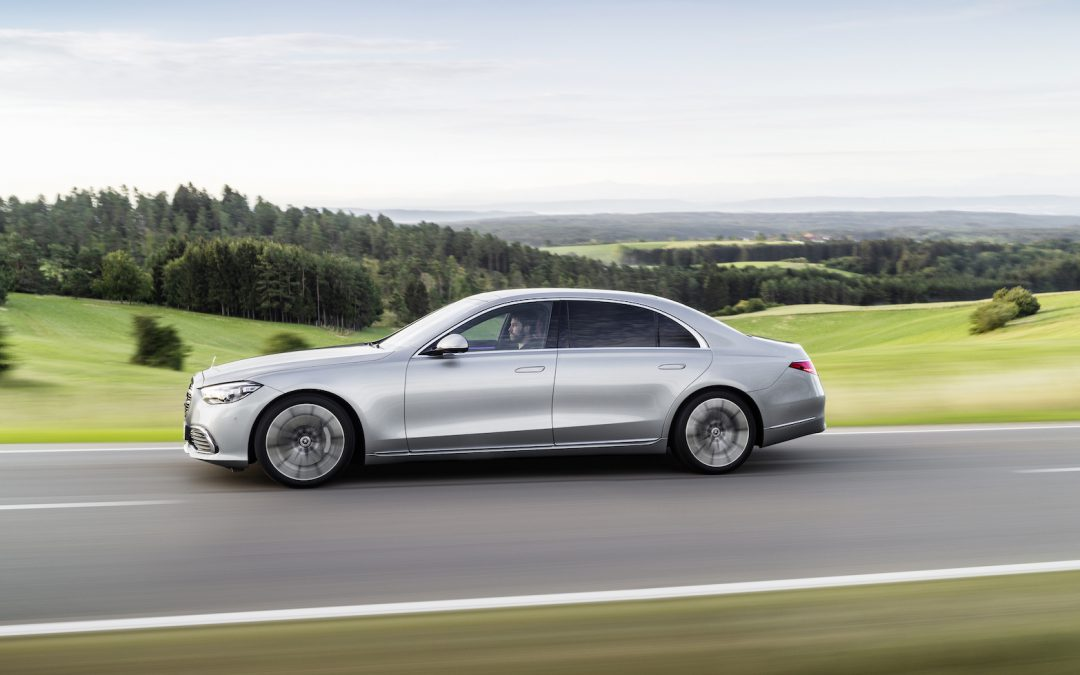 Mercedes-Benz Aims to be First with Full Autonomy on New S-Class
