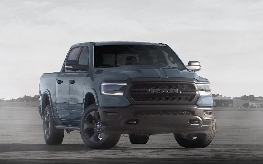 "FCA Rolls Out Third Version of ""Built to Serve"" Truck"