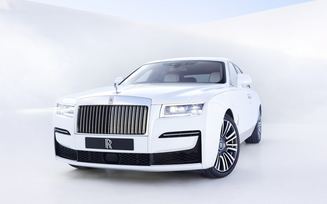 First Look: 2021 Rolls-Royce Ghost