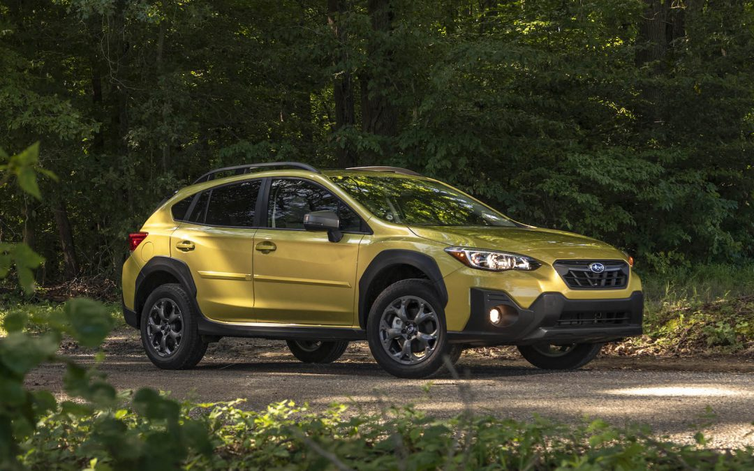 Guest Review: 2021 Subaru Crosstrek Sport
