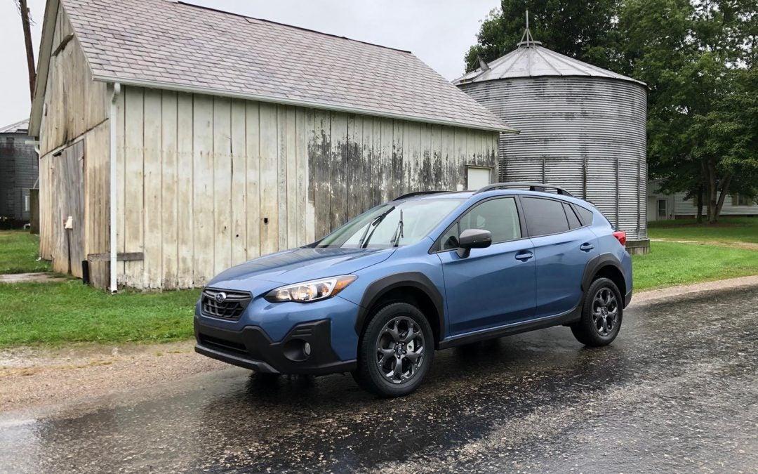 First Drive: 2021 Subaru Crosstrek Sport