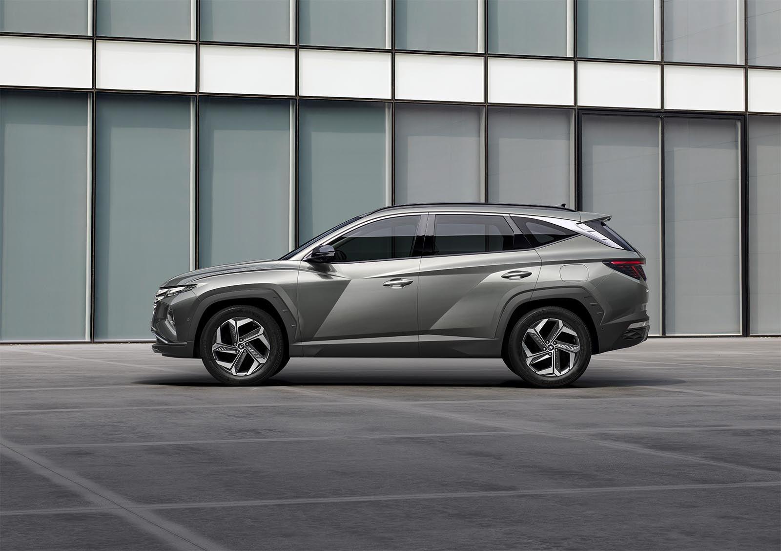 Hyundai Finally Pulls the Wraps Off 2022 Tucson - The ...