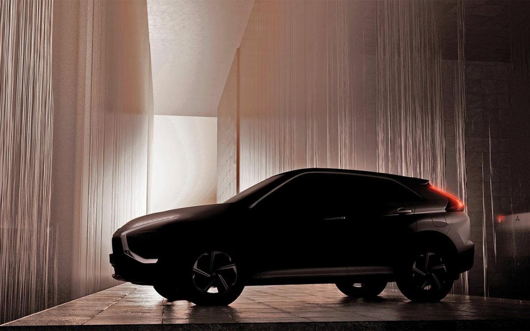 Mitsubishi Teases Next Year's Launch of New Eclipse Cross